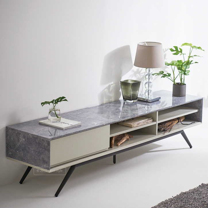 LV-96-180 テレビボードの使用例1