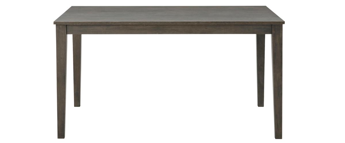 DT-17-130 ダイニングテーブル ウッディグレー
