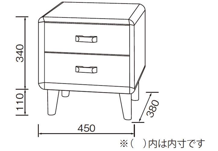 BA-34 サイドテーブル 詳細6