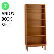 ANTON BOOKSHELF