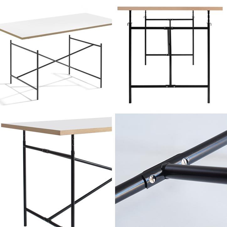 アイアーンマンテーブルの特徴 1