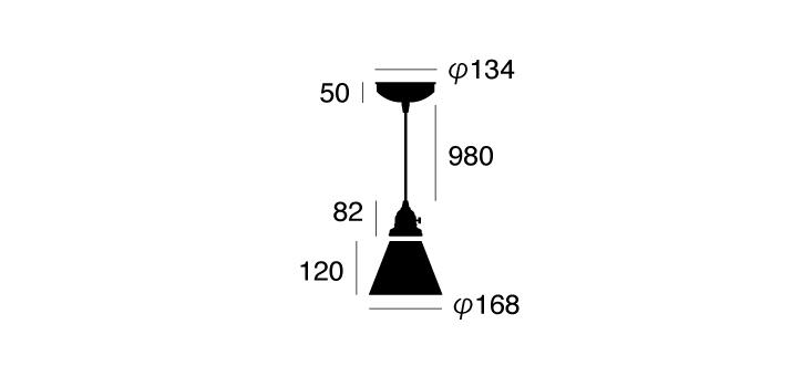 AW-0371 ステンドガラスペンダント チェッカー 詳細8