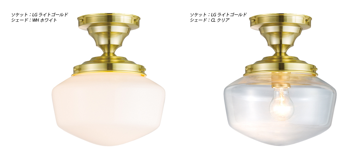AW-0452  East college ceiling lamp S カラー