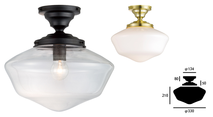 AW-0453 East college ceiling lamp L 詳細1