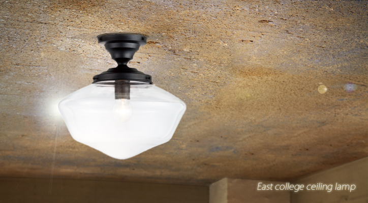AW-0453 East college ceiling lamp L 詳細6
