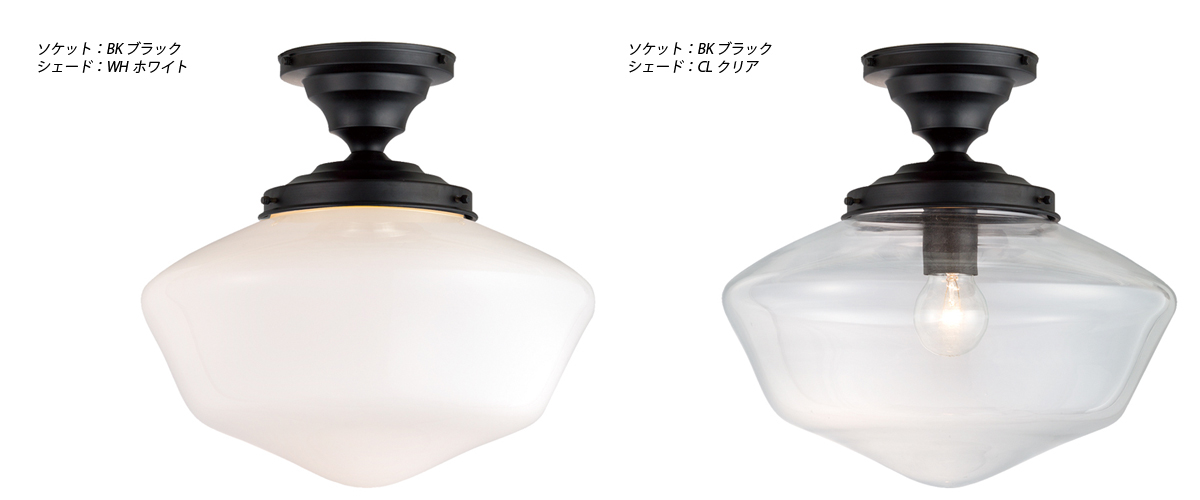 AW-0453 East college ceiling lamp L カラー