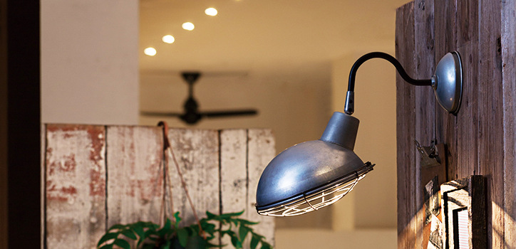 AW-0478 Jail wall lamp 詳細2