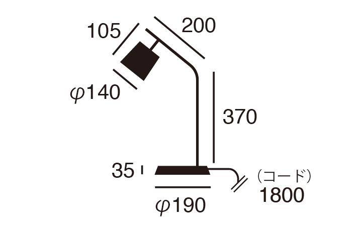 AW-0528 パナマデスクランプ 詳細6