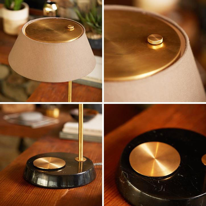 エスプリテーブルランプの特徴2