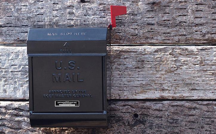Mail Box2のフラッグ