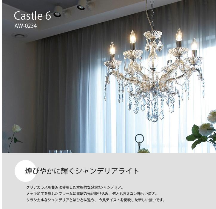 AW-0234 Castle6 詳細1
