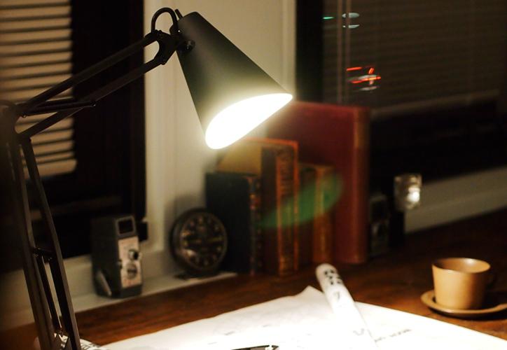 AW-0369 Snail desk arm light 3