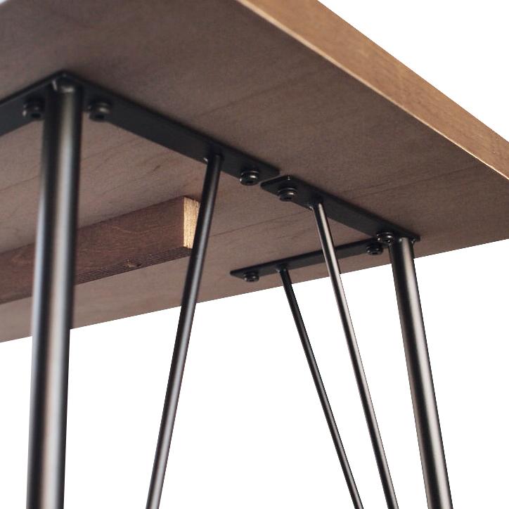 AT-1240 ブルノワークテーブル 詳細7