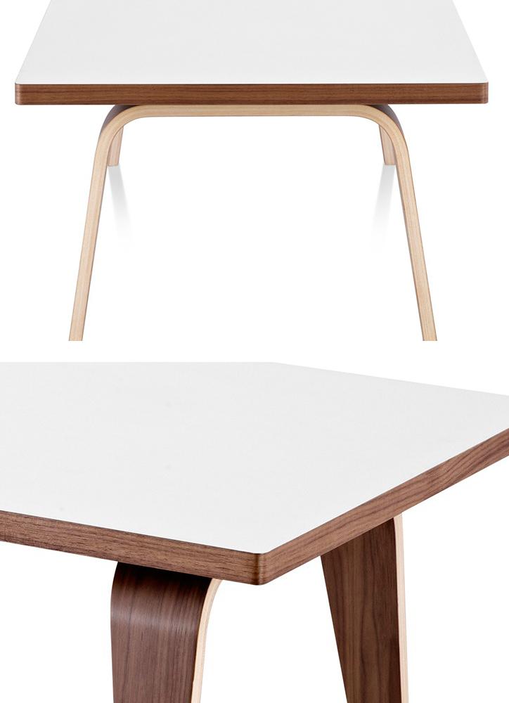 エレガントなコーヒーテーブルの天板