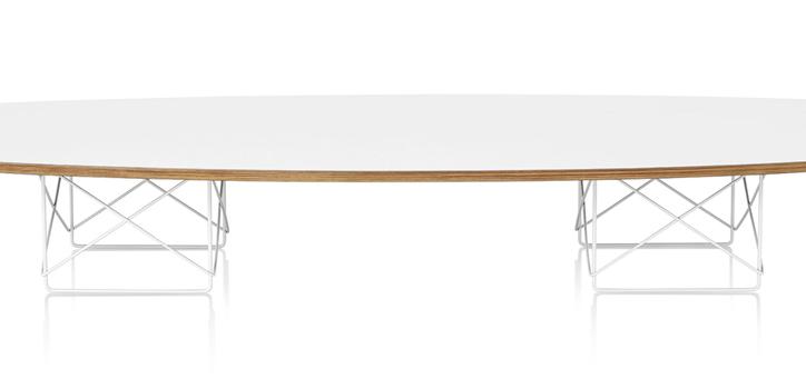 イームズエプリティカル テーブルの特徴1