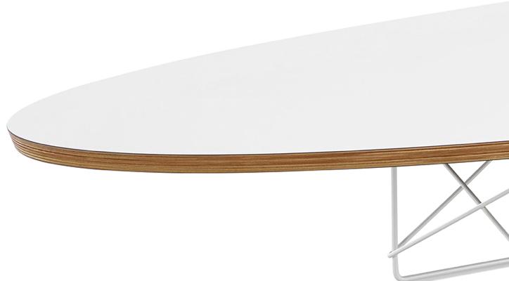 イームズ エプリティカル テーブルの特徴3