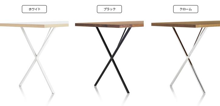 ネルソンXレッグテーブル サントスパリサンダー 詳細6