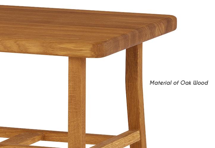 SVE-DB003 merge dining bench 4