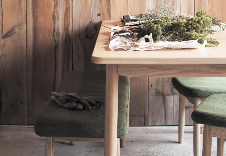 SVE-DB004 saucer dining bench 7