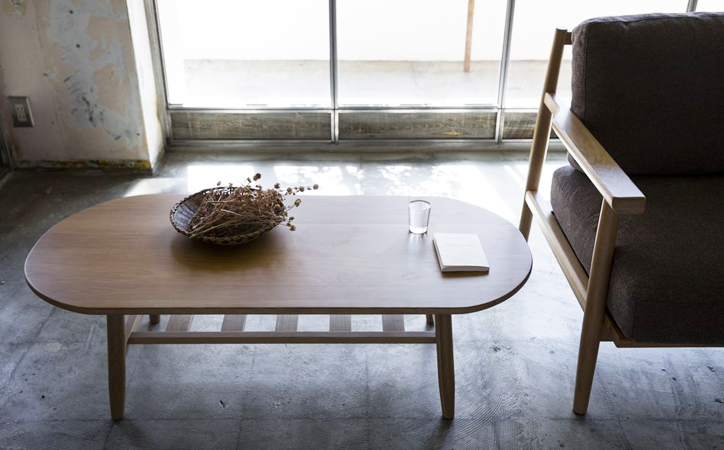 ハーフセンターテーブル 詳細7