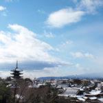 [ 京都 ] 雪の京