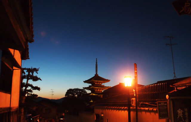 2016 京都東山花灯路