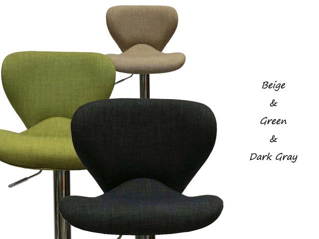 布張りBar Chair