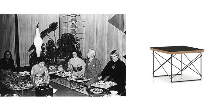 イームズワイヤーベーステーブル画像2