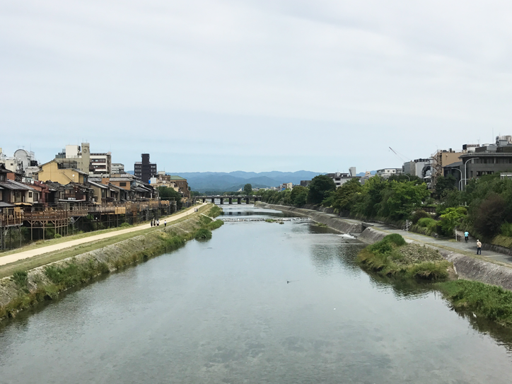 梅雨は家で京都を感じる