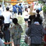 下鴨神社のみたらし祭りに行きました