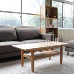 ハイバックの様にゆったり座れるローソファ / SVE-SF017 bend sofa