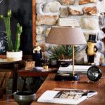 ホテルライクなテーブルランプ | AW-0531 Esprit table lamp