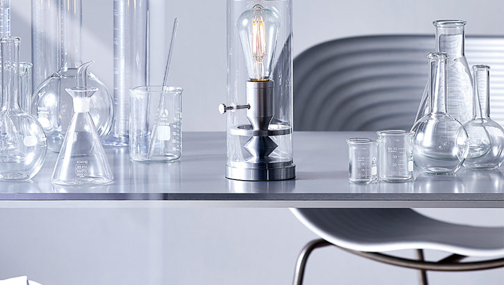 キャンドルが灯っている様なAW-0540 Eternally candle lamp エターナリーキャンドルランプ