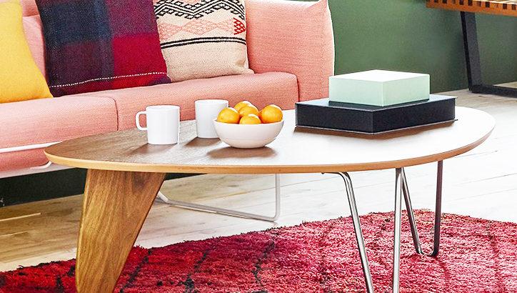 ノグチラダーコーヒーテーブル