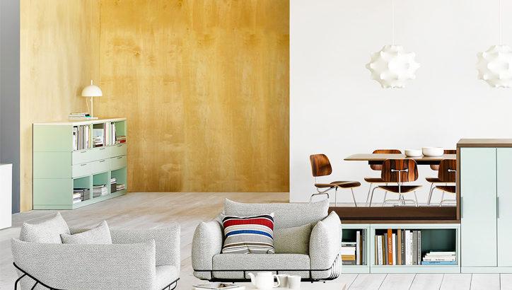 イームズレクタンギュラーコーヒーテーブル画像5