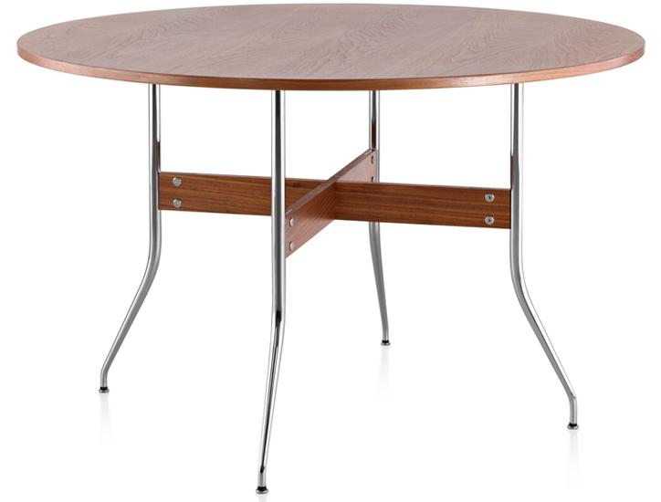 ネルソンスワッグレッググループダイニングテーブル画像1